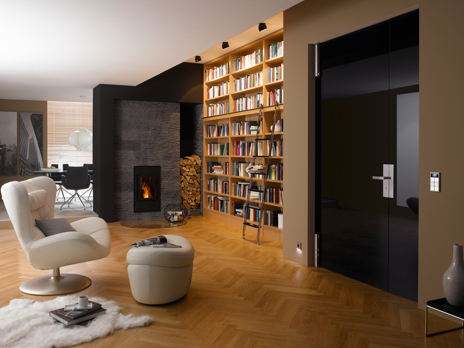 wohnzimmer feelsmart intelligent zum smarten geb ude. Black Bedroom Furniture Sets. Home Design Ideas
